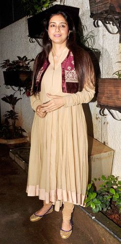 Tabu at special screening of 'Finding Fanny'. #Bollywood #Fashion #Style #Beauty