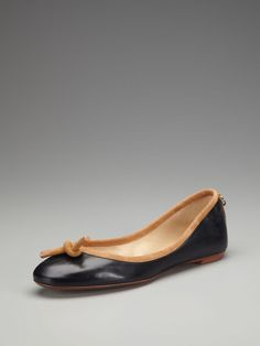 Nadege Ballet Flat by Guillaume Hinfray on Gilt.com