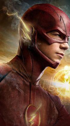 Captain America Movie, Captain America Civil War, The Flash Season 2, O Flash, Flash Wallpaper, The Flash Grant Gustin, Season 2 Episode 1, Cop Show, Episode Guide