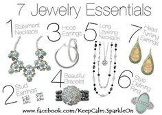 True Winter Jewelry 3 Classics- soft classic not for me, I