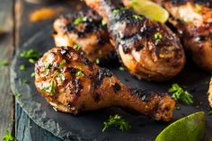Street Food in London. Read online and book a table at the best street food pop-ups, restaurants and events in London. Grilled Jerk Chicken, Marinated Chicken, Roasted Chicken, Grilled Chicken Drumsticks, Jerk Recipe, Chicken Drumstick Recipes, Cilantro Lime Chicken, Best Street Food, Jamaican Recipes