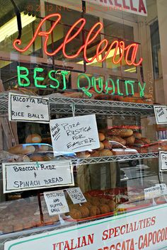NYC, Style and a little Cannoli: A Trip to Alleva Dairy on Grand Street