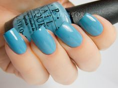 OPI Nail Polish - Can't Find My Czechbook - Euro Centrale Collection