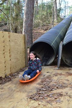 "Pipeline Slide    www.ymcacampcullen.org [   ""Sick tube, young lady !!"",   ""Abs pipe slide"" ] #<br/> # #Playhouse #Outdoor,<br/> # #Yard #Games,<br/> # #Playhouses,<br/> # #Treehouses,<br/> # #Outdoor #Fun,<br/> # #Playgrounds,<br/> # #Pipe,<br/> # #Strong,<br/> # #Swing<br/>"