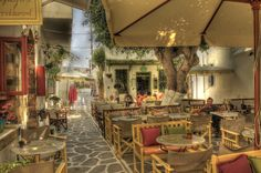 GREECE CHANNEL   Paros island
