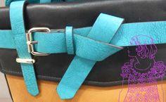 retrô cheio de estilo nas bolsas da Seanite - Francal 2012  Foto: Mirian Barranco Herrera
