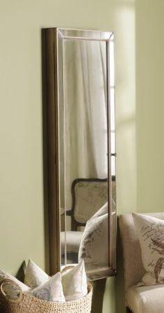 Champagne Armoire Mirror #kirklands #innovativedesign