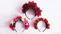 Anniepop - DIY Flower Crown