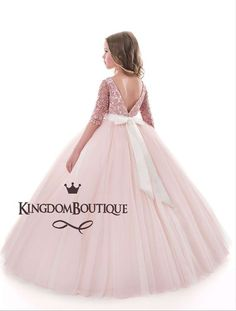 High quality hand-made dresses for girls for whole spectrum of special ocasions: flower girl dresses, first communion dresses, birthday party dresses. Junior Bride Dresses, Girls Dresses, Formal Dresses, First Communion Dresses, Wedding Flower Girl Dresses, Baby Dress, Dress Girl, Quinceanera Dresses, Tutu