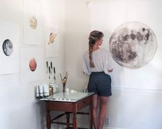 moon studio | stella maria baer