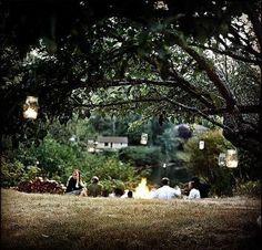 Outdoor Entertaining Inspiration: The Backyard Wedding