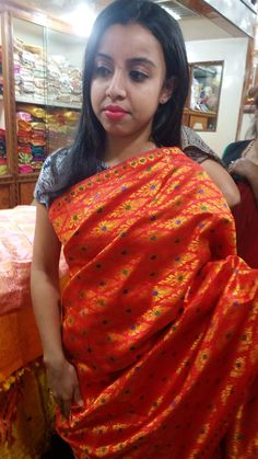 Mekhela Chador, Indian Outfits, Sari, Traditional, Girls, Wedding, Beautiful, Fashion, Saree