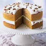 Pumpkin Pie Cake Recipe | MyRecipes.com