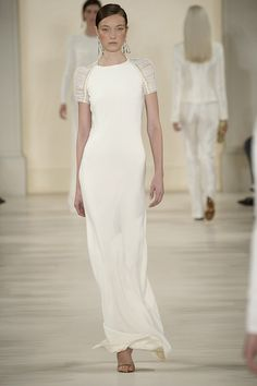 Wedding Dresses - Spring 2015 Fashion Shows - Elle