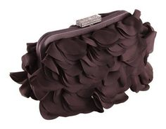 Carlo Fellini - Penny Evening Bag (N 402) (Gun) -- Want additional info? Click on the image.
