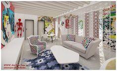 Poze design Living - Art Deco Zone & Knox Design - Amenajari interioare Bucuresti