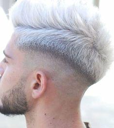 Coole haarfarben für männer