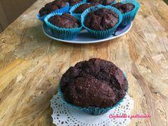 Cucinando e Pasticciando: Muffins al cioccolato light