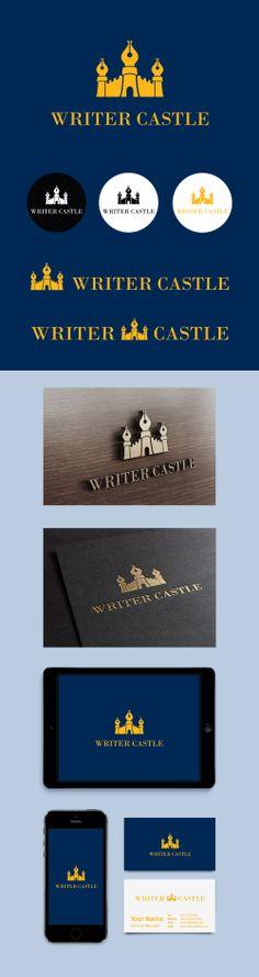 Writer Castle (Logo Design By Conoi)