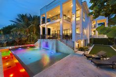 LeBron James 'Coconut Grove Casa de venta de casi $ 15M - Celebrity Vendido Stuff - Curbed Miami