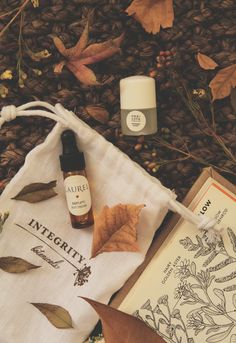 Integrity Botanicals green beauty online store : One Love Organics and Laurel samples review | green beauty blog TLV Birdie