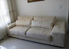como fazer capa para sofá passo a passo - Pesquisa Google