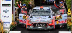 Dani Sordo - Marc Martí, Hyundai i20 WRC, Rally Alemania 2016