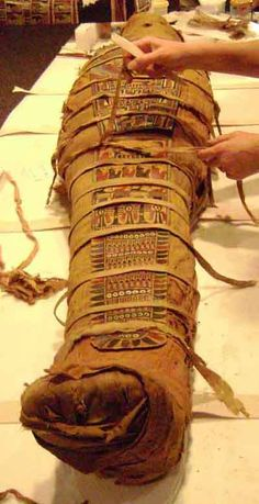 Although Egyptian mummies are the most famous, the oldest mummies recorded are the Chinchorro mummies from northern Chile and southern Peru.