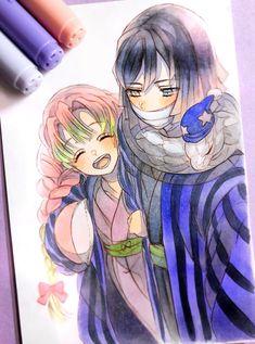 Anime Illustration, Character Illustration, Manga Art, Manga Anime, Anime Art, Demon Slayer, Slayer Anime, Character Drawing, Character Concept