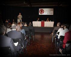 Palabras de cierre a cargo del Sr. Rector de la Universidad Nacional de Quilmes, Dr. Mario Lozano