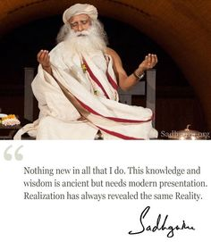 2nd March quote from Sadhguru