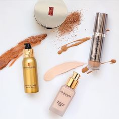 Find the right Elizabeth Arden foundation to match your skin color, skin type, and personal preference. Whether it is liquid, power or cream foundation.