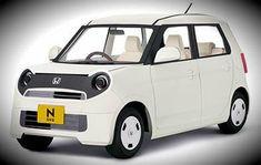 PAPERMAU: Honda N-One And Honda N360 Paper Models In 1/9 Scale - by Honda