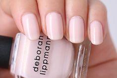 Manicure Monday: Deborah Lippmann La Vie En Rose   frmheadtotoe.com