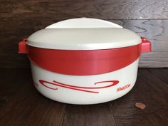 MILTON 2.5L HOT POT INSULATED CASSEROLE KEEP FOOD WARM/COLD 4-6 HOURS #Milton