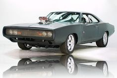 The Original Fast & Furious Dodge Charger R/T from the fourth movie.