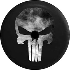 Jeep Spare Tire Covers, Spare Tires, 35 Inch Tires, Jeep Suv, Boat Seats, Punisher Skull, Wrangler Jl, Backup Camera, Rv Campers