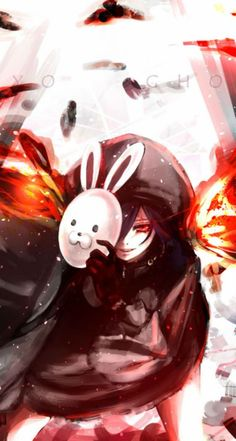 The Rabbit, Kirishima Touka