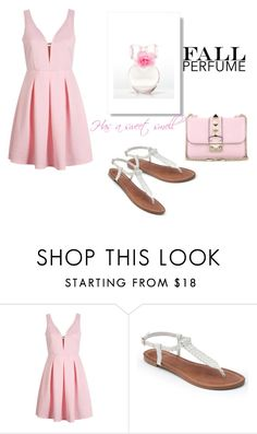 """""""Fall Perfume"""" by sharklovergirl12 ❤ liked on Polyvore featuring beauty, Apt. 9, Valentino and fallperfume"""