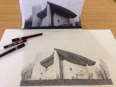 Drawing point -architecture-basic design
