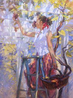 John Michael Carter, 1950 ~ Impressionist Figurative painter | Tutt'Art@ | Pittura * Scultura * Poesia * Musica |