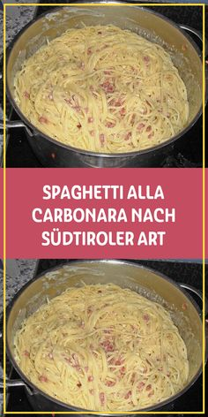 Spaghetti alla carbonara nach sdtiroler art sprainnews one pan pasta best pasta from scratch made in one pan throw all ingredients in the pan and dinner is ready in 20 mins rasamalaysia com Easy Healthy Recipes, Healthy Snacks, Easy Meals, Easy Snacks, Eating Healthy, Appetizer Recipes, Dinner Recipes, Pastas Recipes, How To Cook Pasta