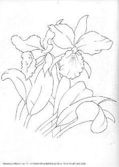Riscos de flores - Angelines-NINES - Веб-альбомы Picasa