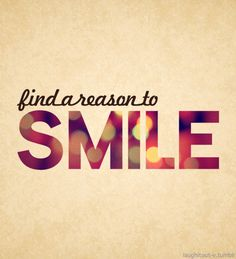 There's always a reason to smile- canvas #justfindareasontosmile #todaytomorrowandalways