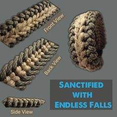 Sanctified with Endless Falls