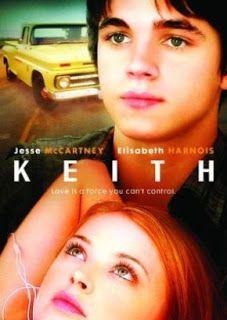 A pensadora: Filme Keith com Jesse McCartney