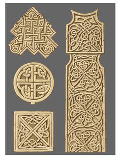 Celtic ornamentation