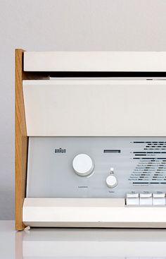 Dieter Rams | Braun Radio