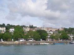 The Britannia Royal Naval College