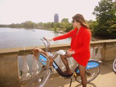cycling in hyde park :)